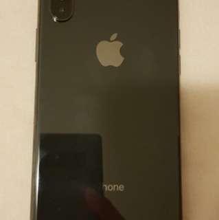 iphone x 256G 太空灰色