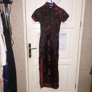long dress cheongsam