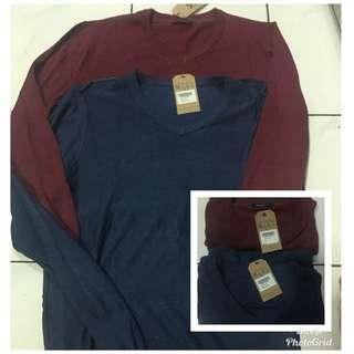 Navy & Navy Blue Shirt