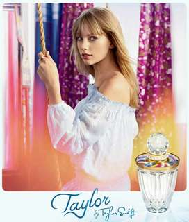 Taylor Swift fragrance perfume 泰勒絲 香水 全新 100ml