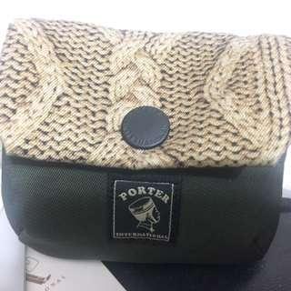 Porter零錢包