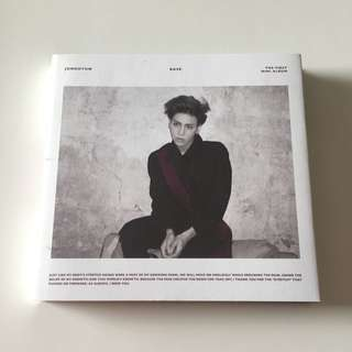 Jonghyun - Base (Photocard + Album)