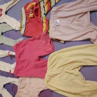0-6月嬰兒褲襪 褲子