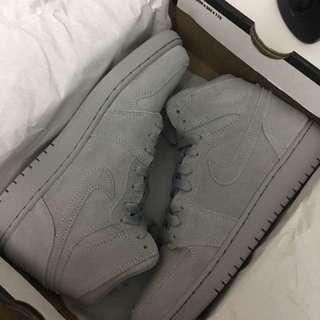 Jordan 1 - Wolf Grey