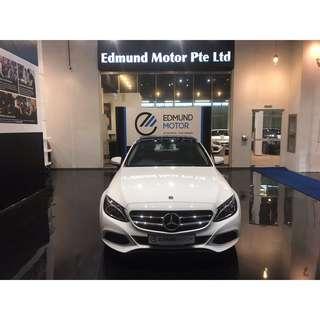 Mercedes Benz C200 SEDAN SPORTS