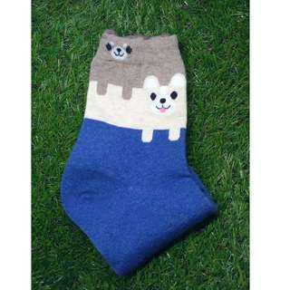 Cute Korea Sock