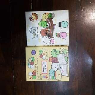 Cute note books