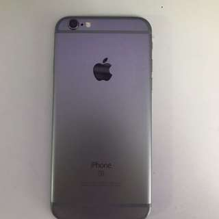 iPhone 6S - Space Grey - 16gig