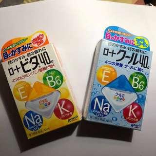眼藥水 購自日本