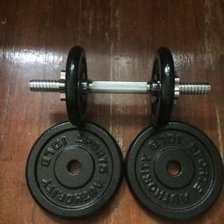 Dumbell/barbell 30LB