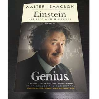 Einstein : His Life and Universe - Walter Isaacson [Paperback]