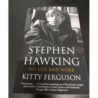 Stephen Hawking : His Life & Work - Kitty Fugerson [Paperback]