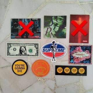 [INSTOCK] Supreme Sticker