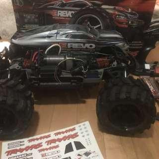 RC Car E-Revo brushless edition