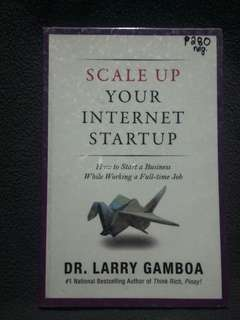 Scale up your internet startup
