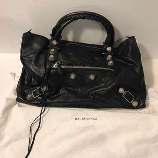 正品 balenciaga work bag Dior furla Gucci Chanel offwhite game