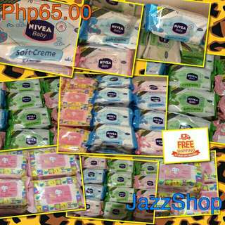 Assorted Baby Wipes