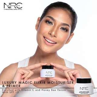 NRC Magic Elixir Moisturiser & Primer - 50ml