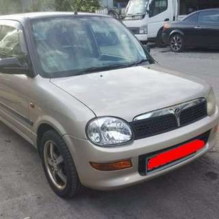 Perodua Kelisa (A) 2004