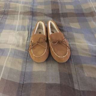 Brand new American eagle moccasins