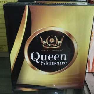 Queen of Mutiara Queen Skincare 4 in 1 Set