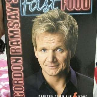 Gordon Ramsay's fast food recipes