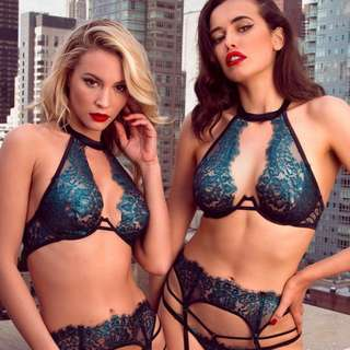 Honey Birdette Tyla bra/set