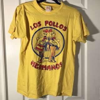 Breaking Bad Los Pollos shirt