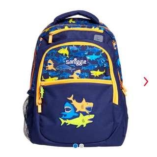 Smiggle tropi cool backpack