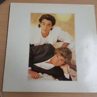 Wham Make It Big Vinyl LP Original Pressing Rare