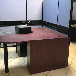 Office Furniture - Desks & Filing Cabinet