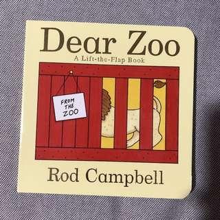 Dear Zoo A flip-the-flap book