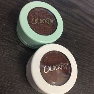 Colourpop items, price per item