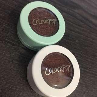 Colourpop items, price per item