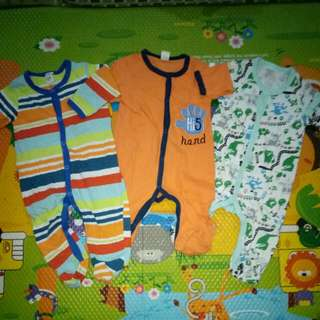 Sleepsuit next sz 6-9 months