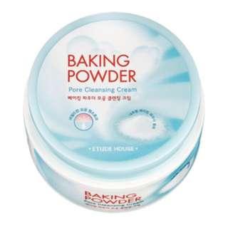 Etude House - Pore cleansing cream