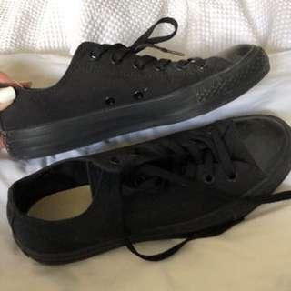 Black chucks