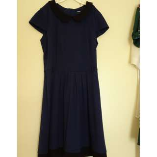 Tokito Size 10 winter/ work dress