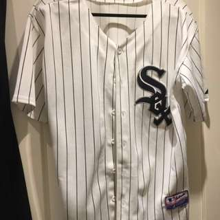 Authentic White Sox Baseball Jersey