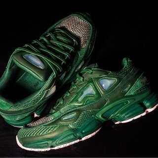 Adidas X Raf Simons Ozweego Bunny Green Unisex