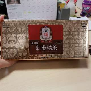 Korean Red Ginseng Extract Tea