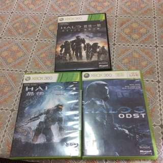 Halo bundle set