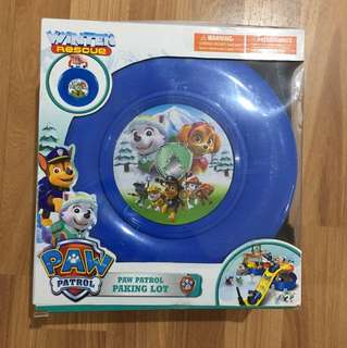Winter Rescue Paw Patrol