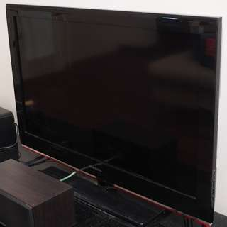 Samsung 40 inch LCD HDTV Series 5