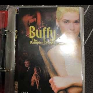 Buffy the Vampire Slayer Movie DVD