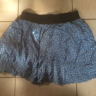 KITSCHEN Mini Skirt