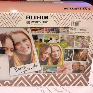 Fujifilm Instax mobile phone printer sp2