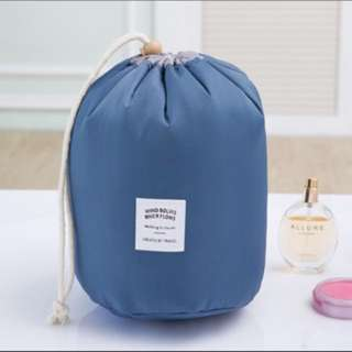 Instock Korean waterproof cosmetic pouch / storage
