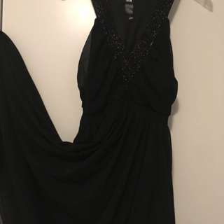 H&M Dressy dress with sequence