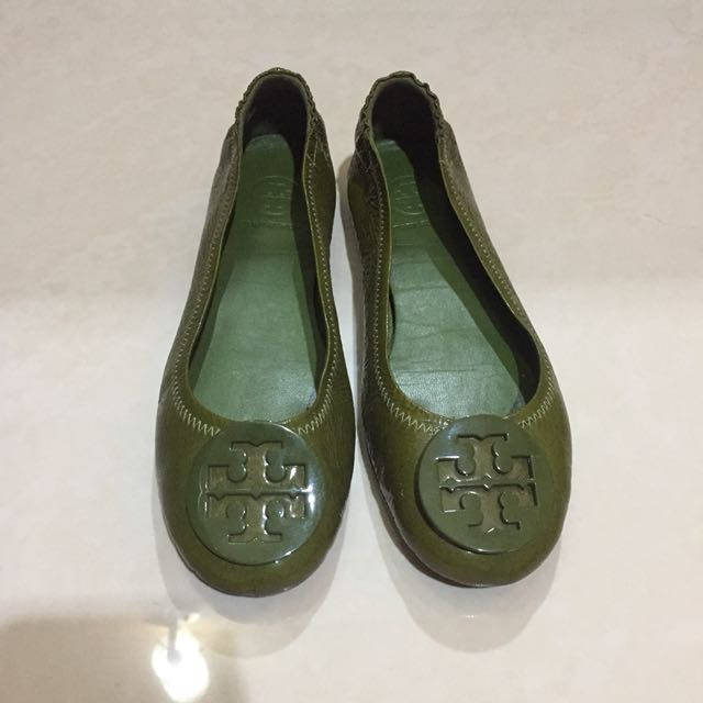 100% Authentic Tory Burch Flatshoes